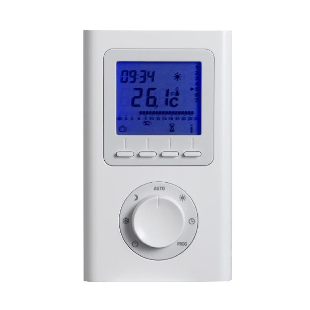 Acova - ACA894160 - Thermostat d'ambiance RF-PROG Radio Fréquence Programmable