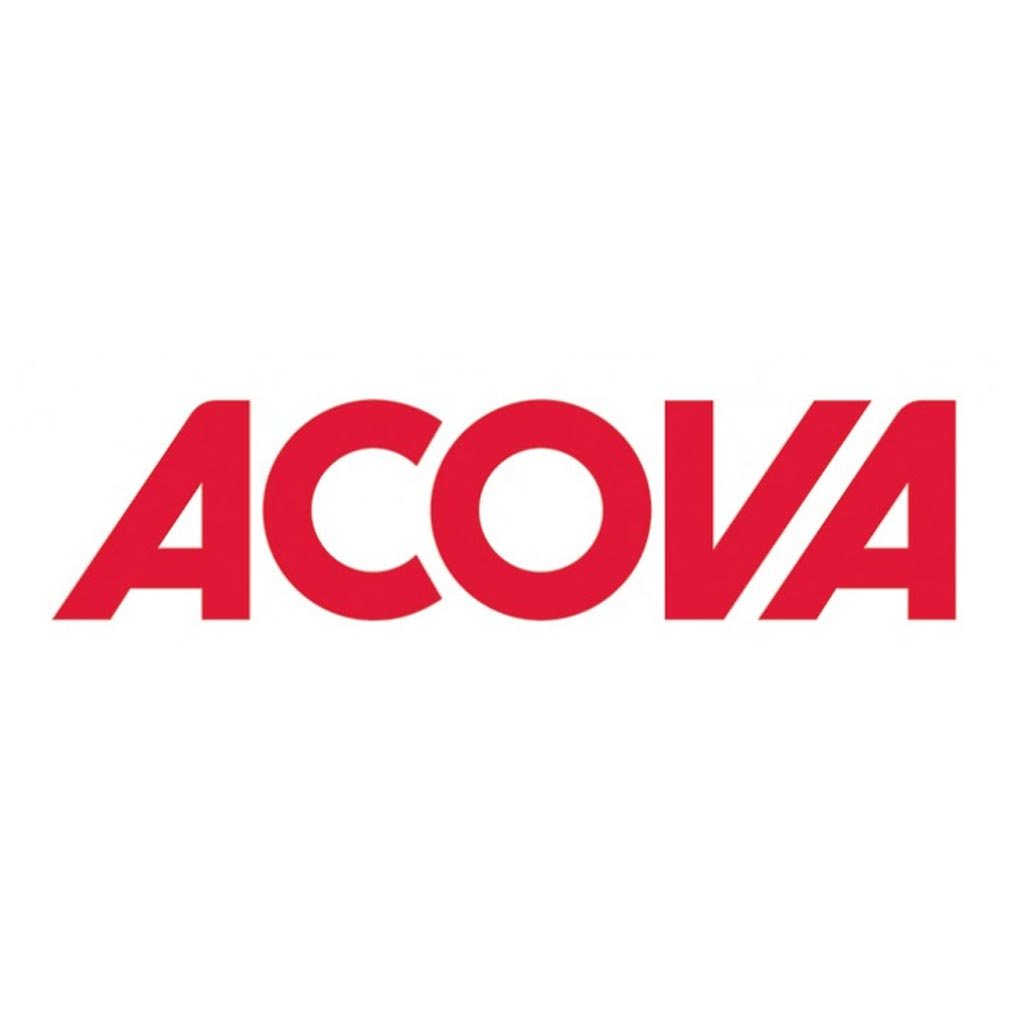 Acova - ACATLN100050 - CALA ELEC. RAL 9016 1000W