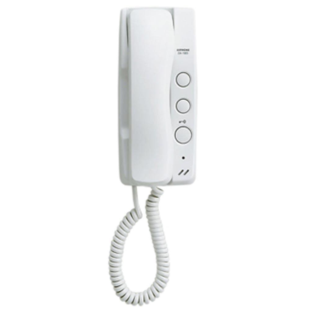 Aiphone - AIP110544 - DA1MD Combiné audio 2 fils avec un 2ème BP de commande