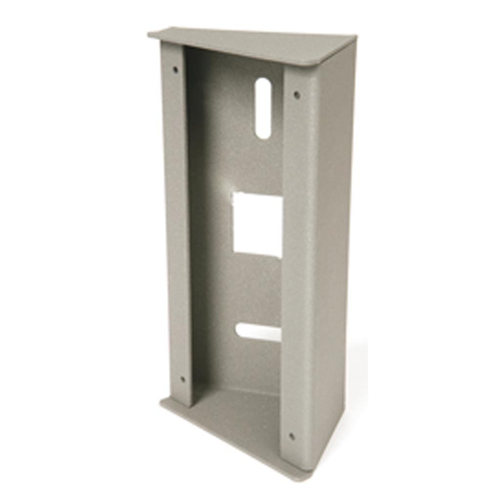 Aiphone - AIP110763 - MGF30 Boitier d'angle 30° pour platine saillie