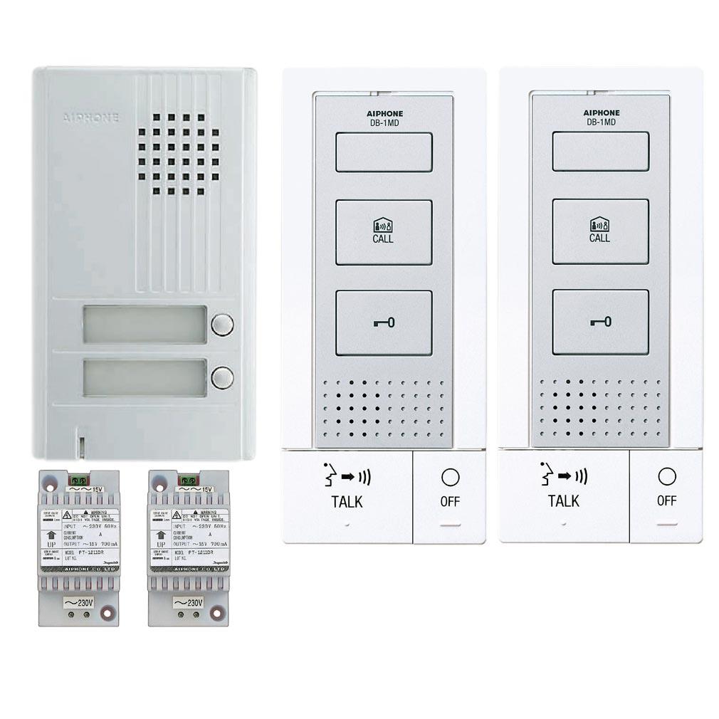vente matériel électrique Aiphone  deco