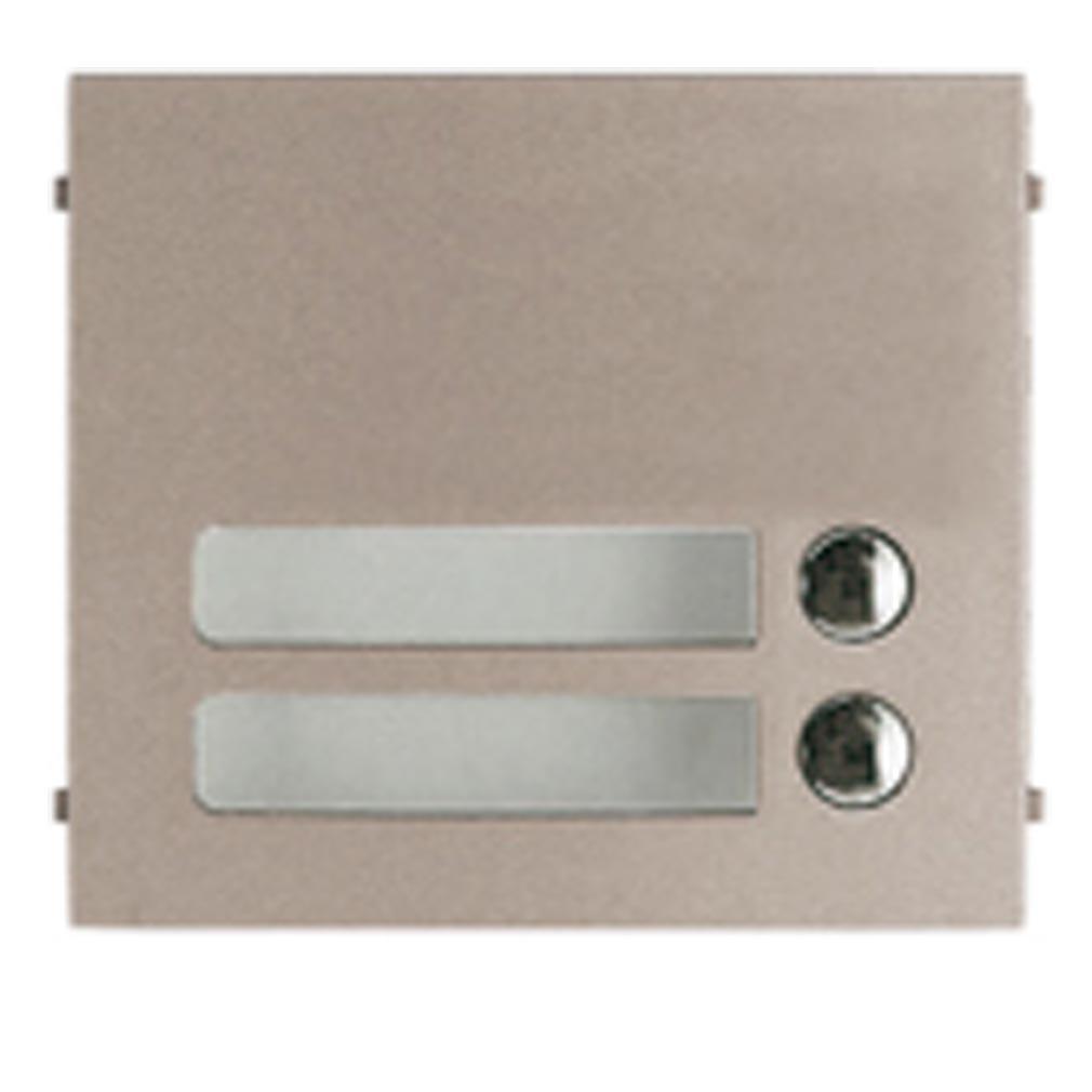 pour plaque 655 urmet rc41c porte /étiquette double