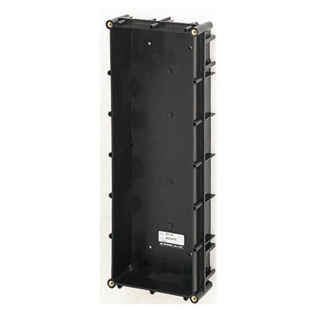 Aiphone AIP120015 - GF3B Boîtier d'encastrement pour 3 modules