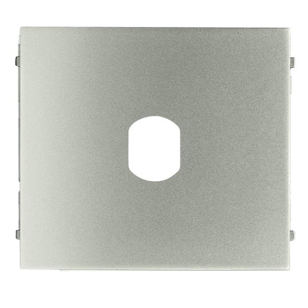 Aiphone AIP120019 - GFBP2 Façade vierge perçée pour T25 ou VIGIK