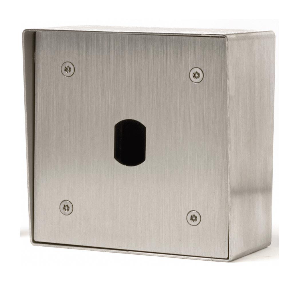 Aiphone - AIP120103 - VBST25 Boîtier inox saillie pour lecteur VIGIK