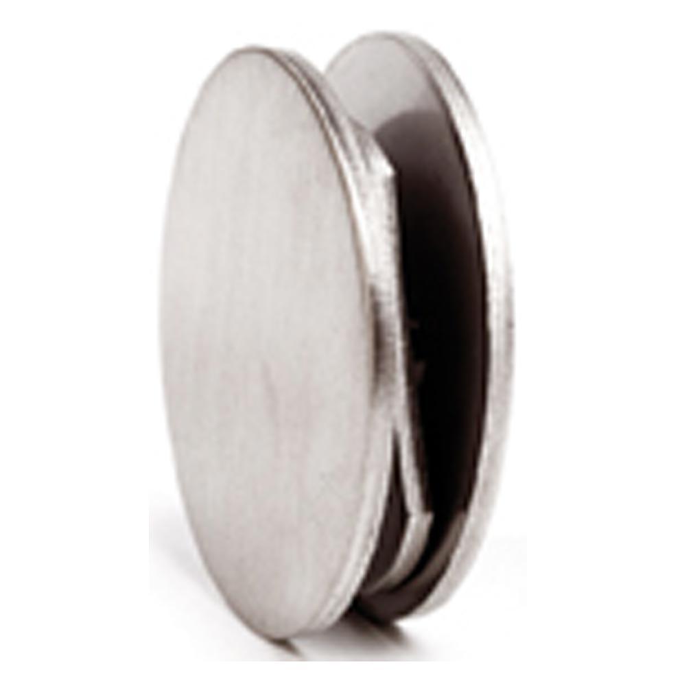 Aiphone - AIP120169 - OBT25 Obturateur inox pour percage diamètre T25 ou VIGIK