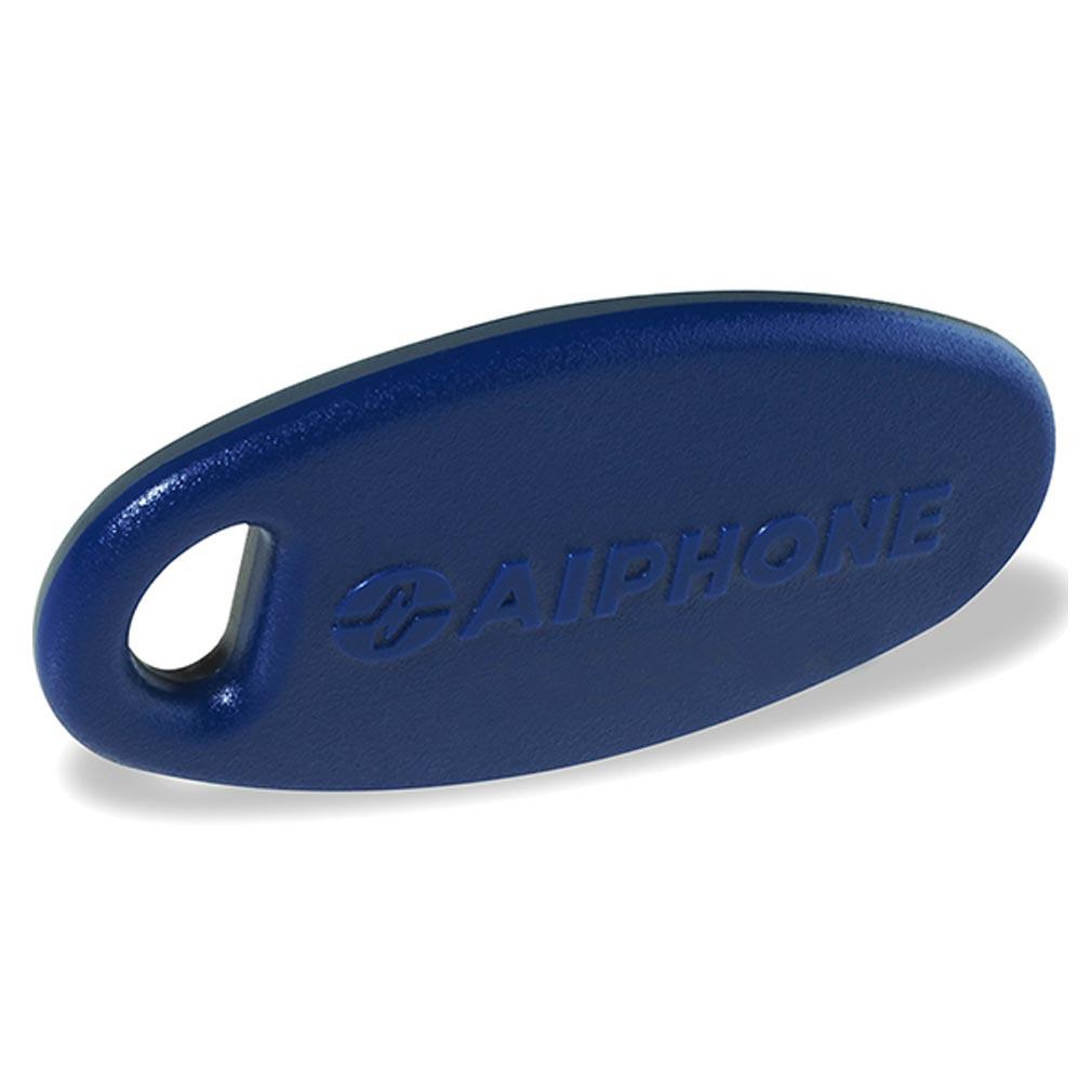 Aiphone - AIP120172 - AIPHONE KEYGB - 120172 - Badge gris/bleu pour UGVBT et CUGVBT