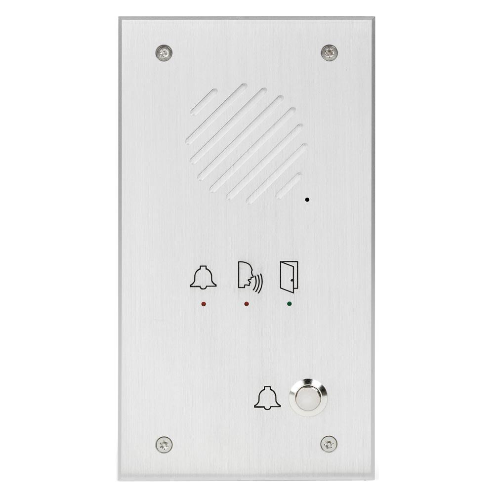 Aiphone - AIP120600 - TLI1 Platine de rue téléphonique 1 appel