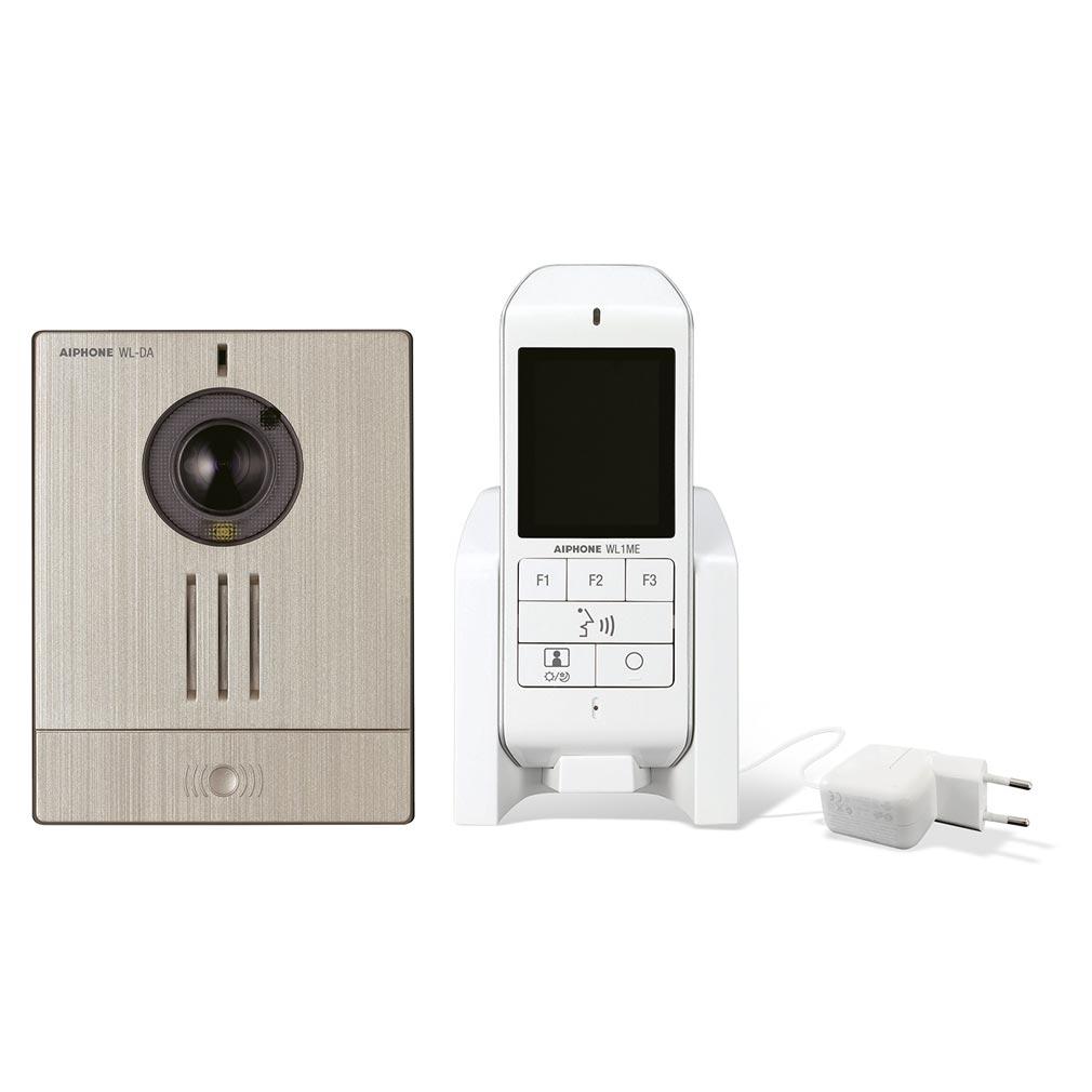 Aiphone - AIP130700 - AIPHONE 130700 - WL11 - Carillon audio / Vidéo sans fil technologie DECT