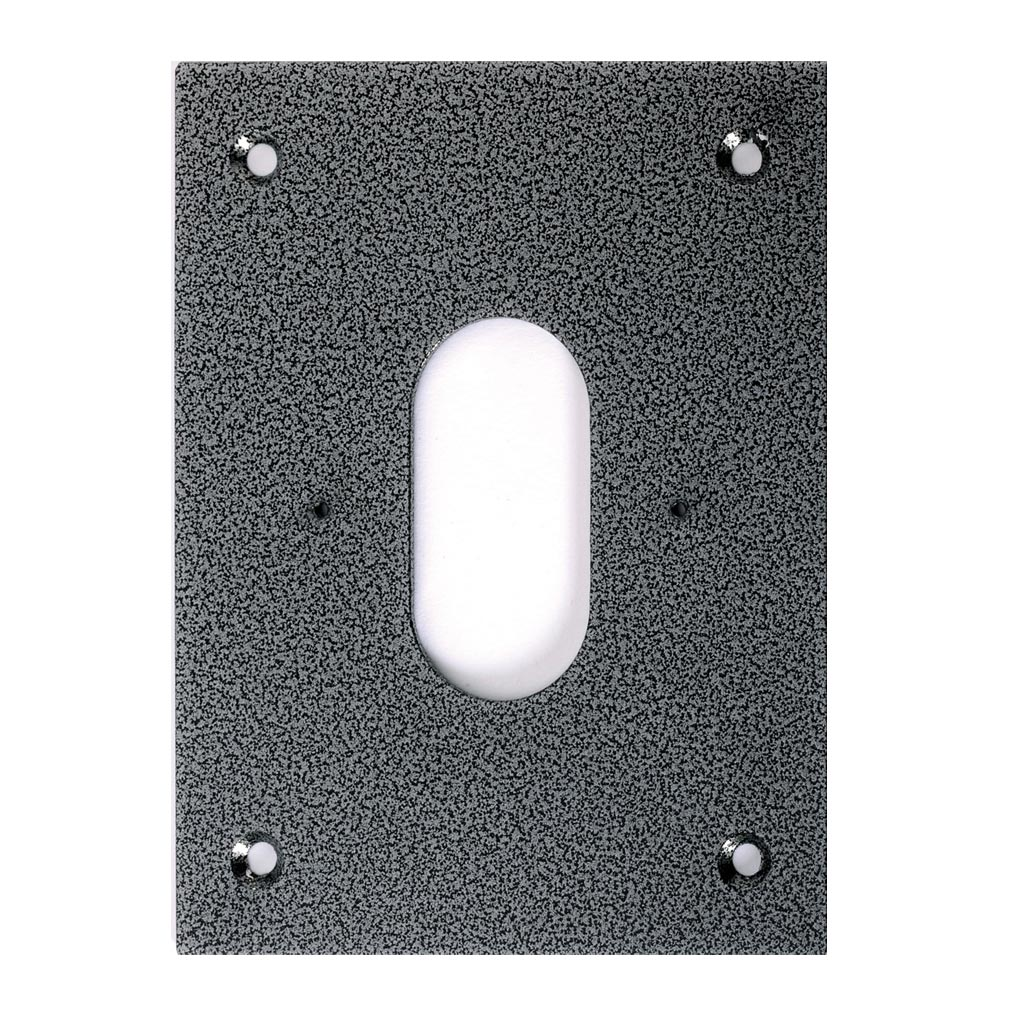 Aiphone - AIP140008 - AIPHONE PFBP60 - 140008 - Plaque de finition pour BP de sortie