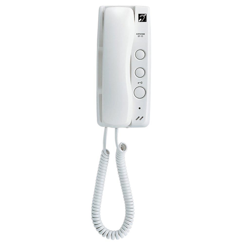 Aiphone - AIP200006 - GT1D Poste audio avec combiné et boucle magnétique