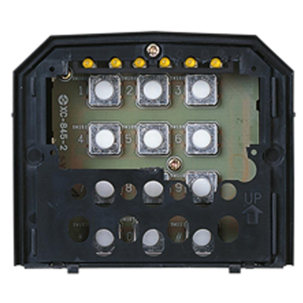 Aiphone - AIP200066 - AIPHONE GT10K - 200066 - Module programmation et clavier 500 codes