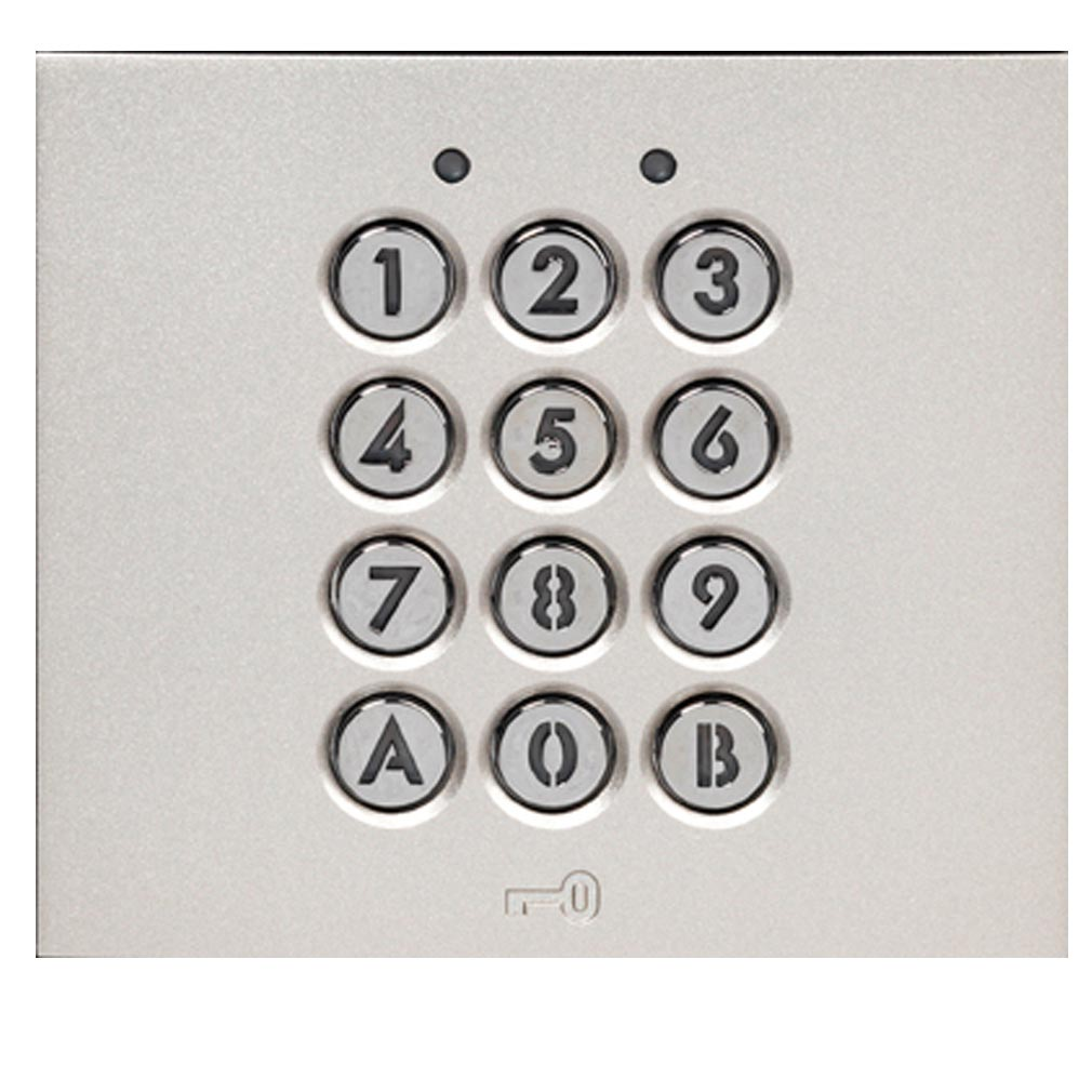 Aiphone - AIP200071 - GTAC Module clavier 100 codes, 2 relais