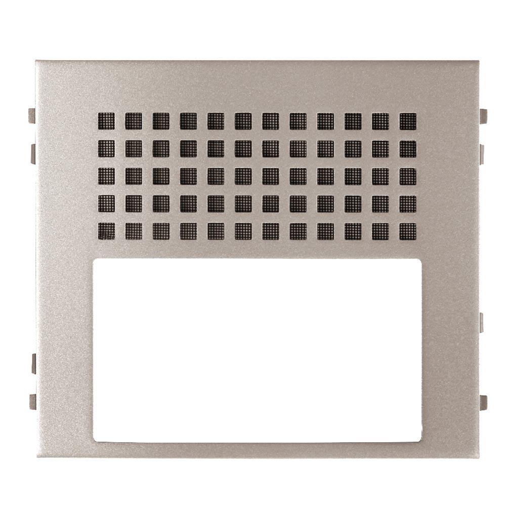 Aiphone - AIP200255 - GTDBP Façade pour micro / HP GTDBV & GTDBVN