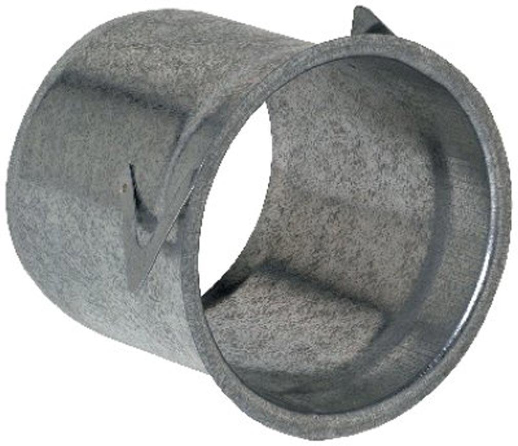 Aldes - ALD11012252 - ALDES 11012252 - Manchette tôle trident D125 mm, longeur 130 mm