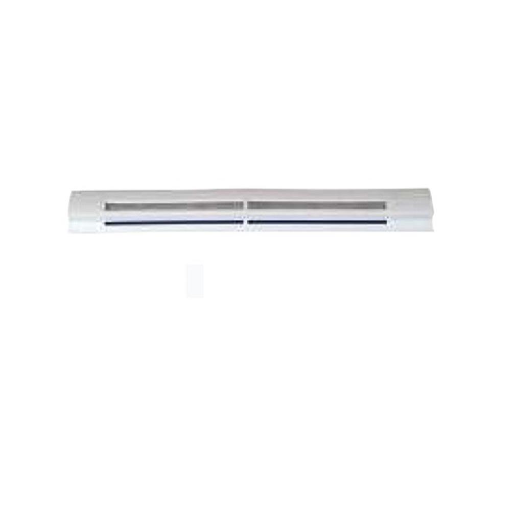 Aldes - ALD11014084 - ALDES 11014084 - Kit entrée d'air hygroréglable EHL 6-44 S m3/h 37 dB - Blanc