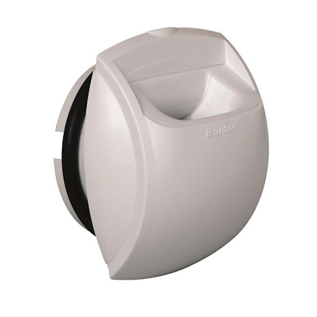 Aldes - ALD11019003 - ALDES 11019003 -  Bouche autoréglable Bap'SI 15 m3/h D125 mm - Blanc