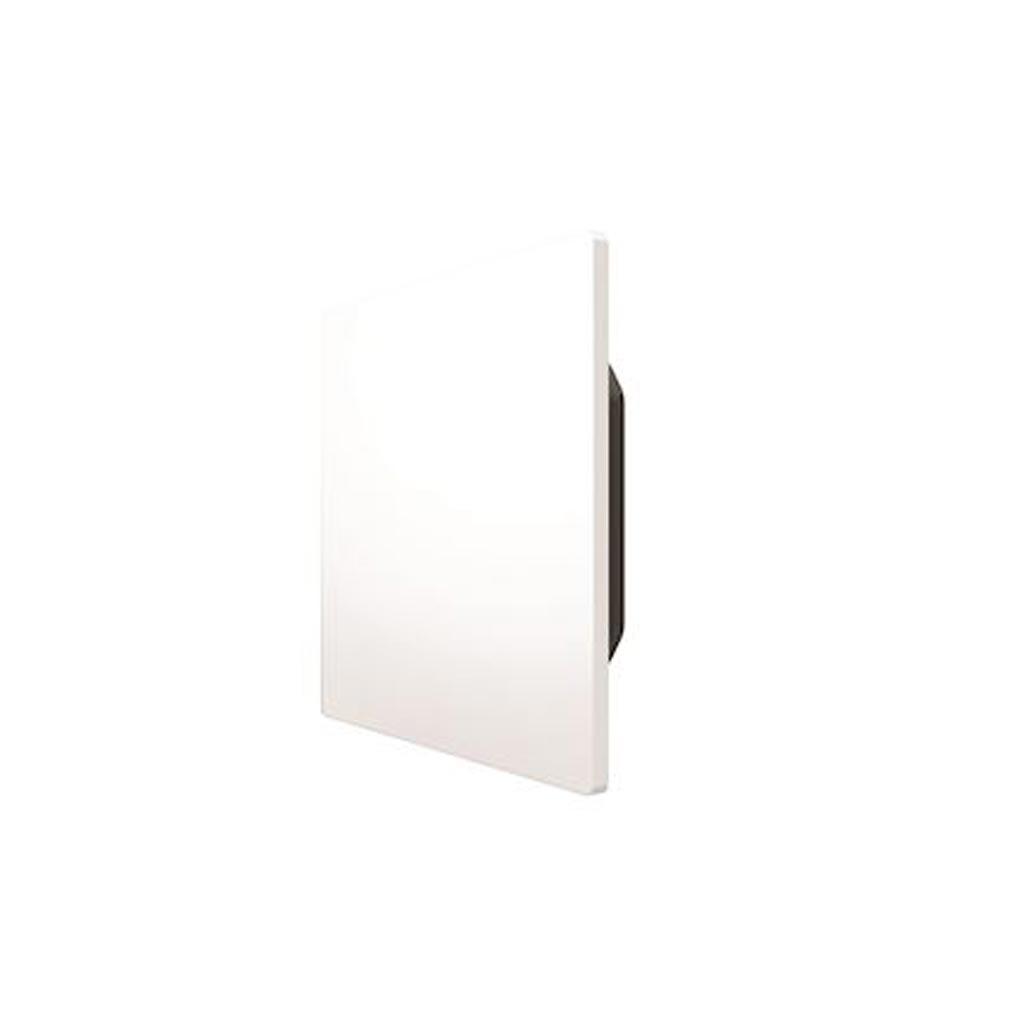 Aldes - ALD11022156 - KIT GRILLE PLASTIQUE FIXE COLORLINE D 80 - BLANC