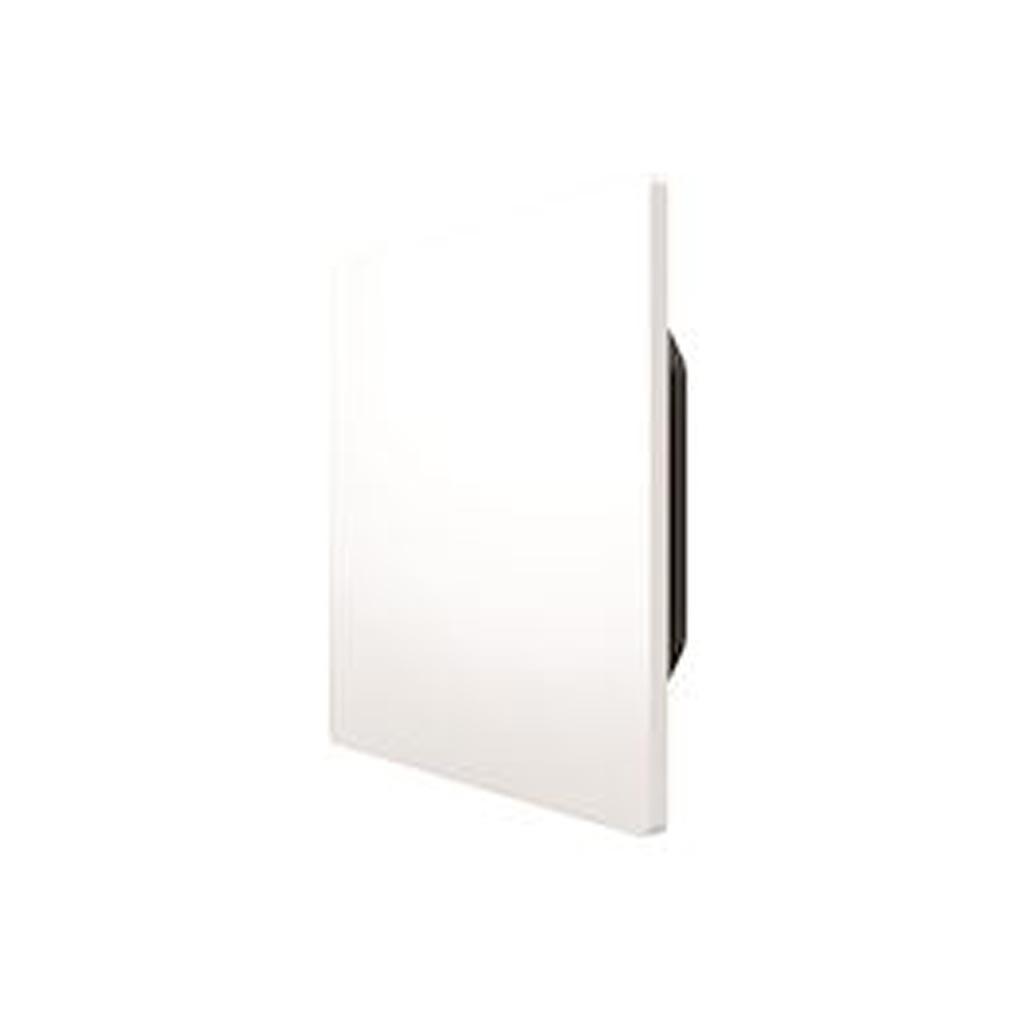 Aldes - ALD11022157 - ALDES  11022157 - Kit grille plastique fixe ColorLINE D 125 - Blanc