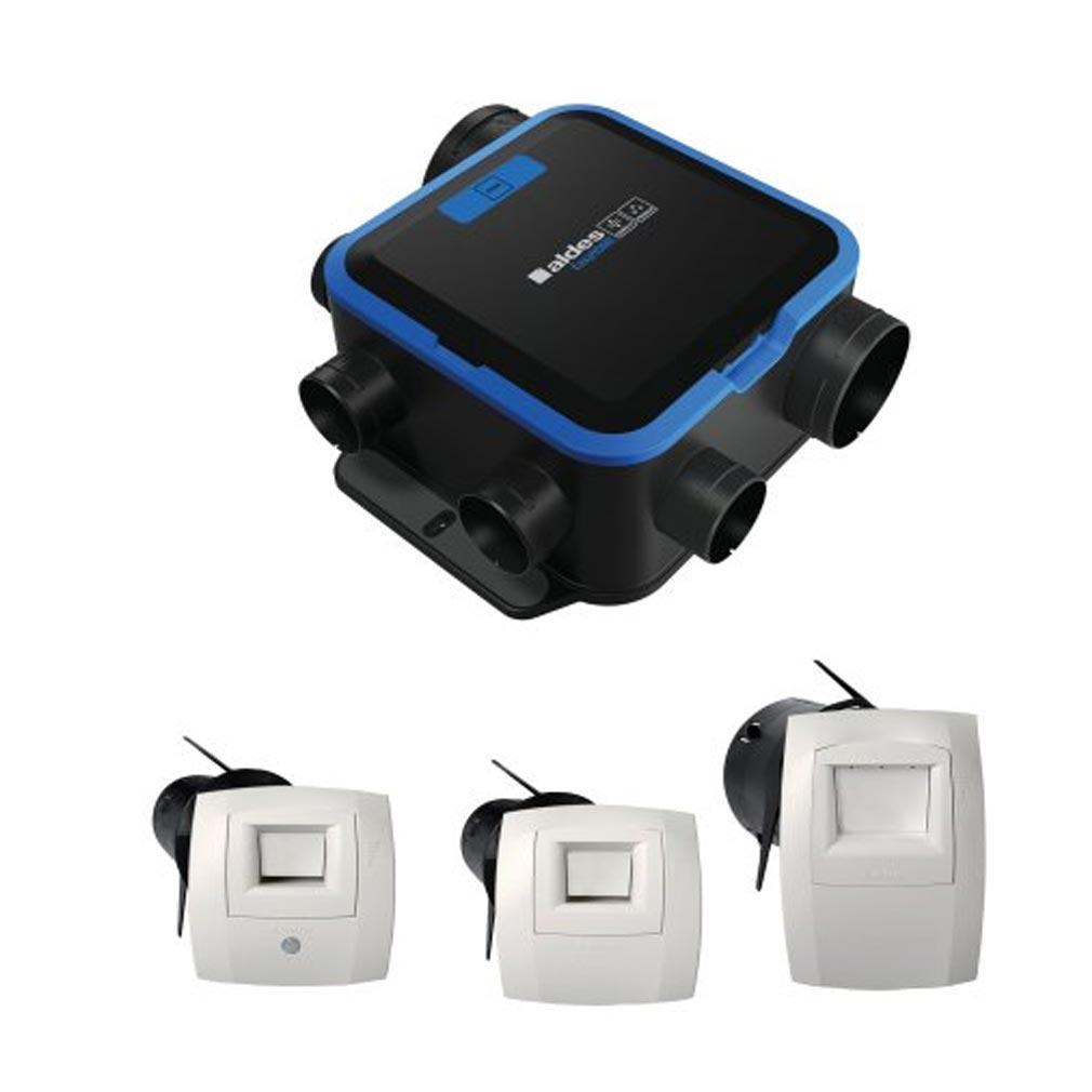 Aldes - ALD11033054 - ALDES 11033054 - kit easyhome hygro compact premium hp