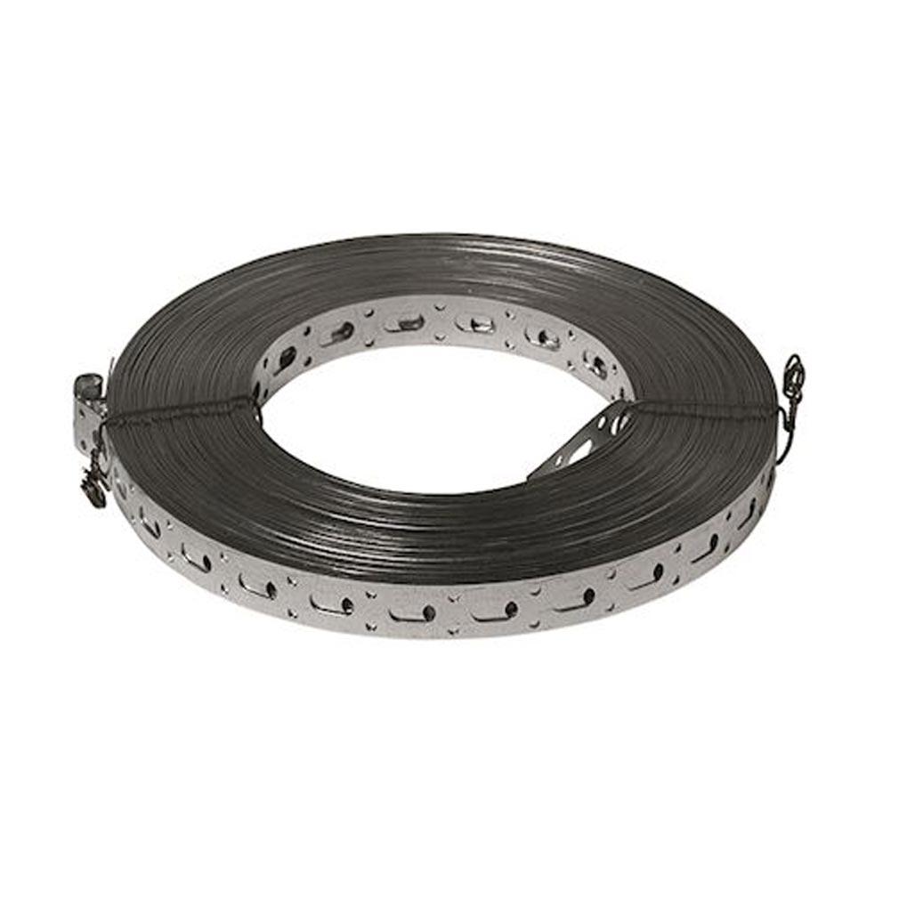 Aldes - ALD11090049 - ALDES 11090049 -  Rouleau de bande à trous - Bande à trous 17 mm - Rouleau de 25 m
