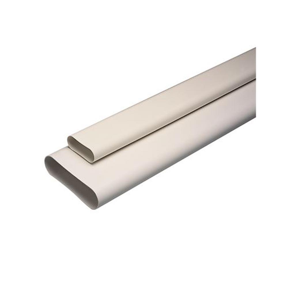 Aldes - ALD11091102 - ALDES 11091102 -  Barre Minigaine blanc 3m équivalent D80 (40x100)