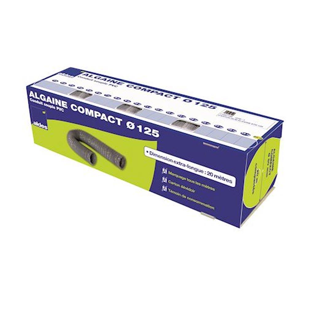 Aldes - ALD11091199 - ALDES 11091199 -  Carton 20m Algaine standard D125