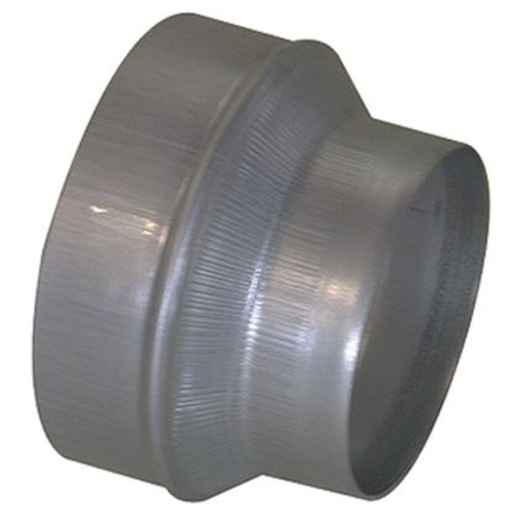 Aldes - ALD11093503 - ALDES 11093503 - Réduction conique concentrique galvanisé - Diamètre 160/125 mm