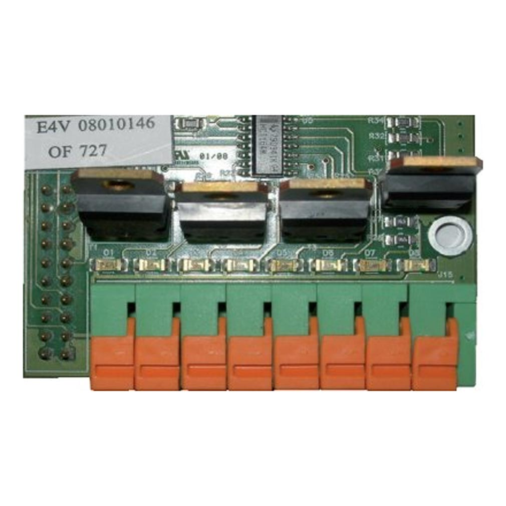 Aldes - ALD35700022 - ALDES 35700022 - Carte extension 4 voies pour T.One vertical RBUV et horizontal RBUM