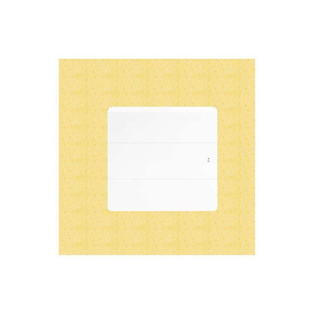 Applimo - APP0012165SE - APPLIMO 12165SE - RADIATEUR LENA HORIZONTAL SMART ECO CONTROL 1500W