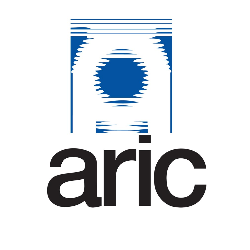 Aric - ARI0167 - ARIC 0167 - DELLA - Collerette pour Downlight DELLA 11W, D=135, noir