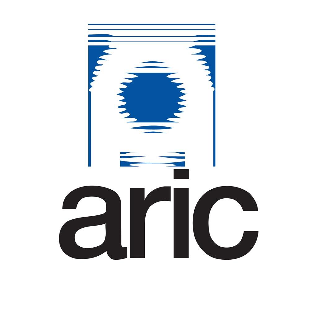 Aric - ARI0168 - ARIC 0168 - DELLA - Collerette pour Downlight DELLA 22W, D=190, noir