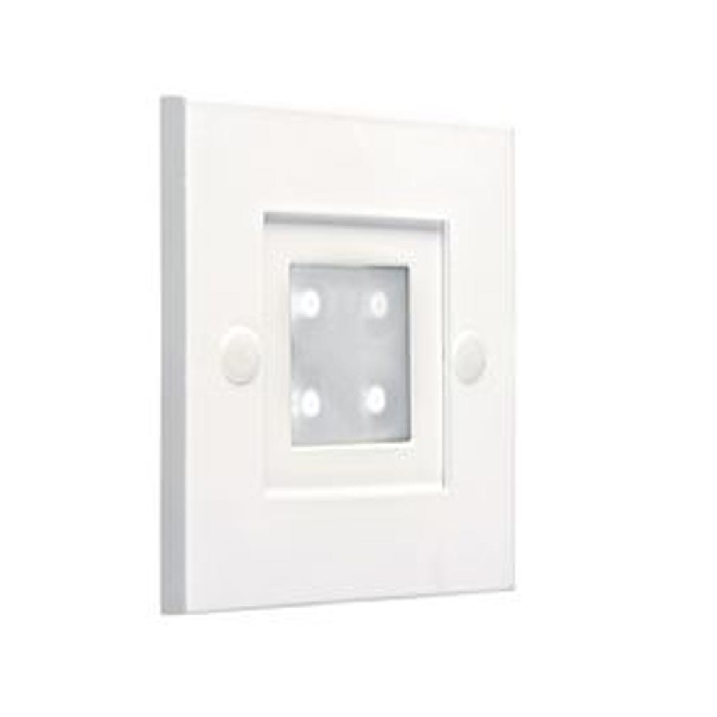 Aric - ARI0540 - ARIC 0540 - ISO 60 Encastré de mur LED