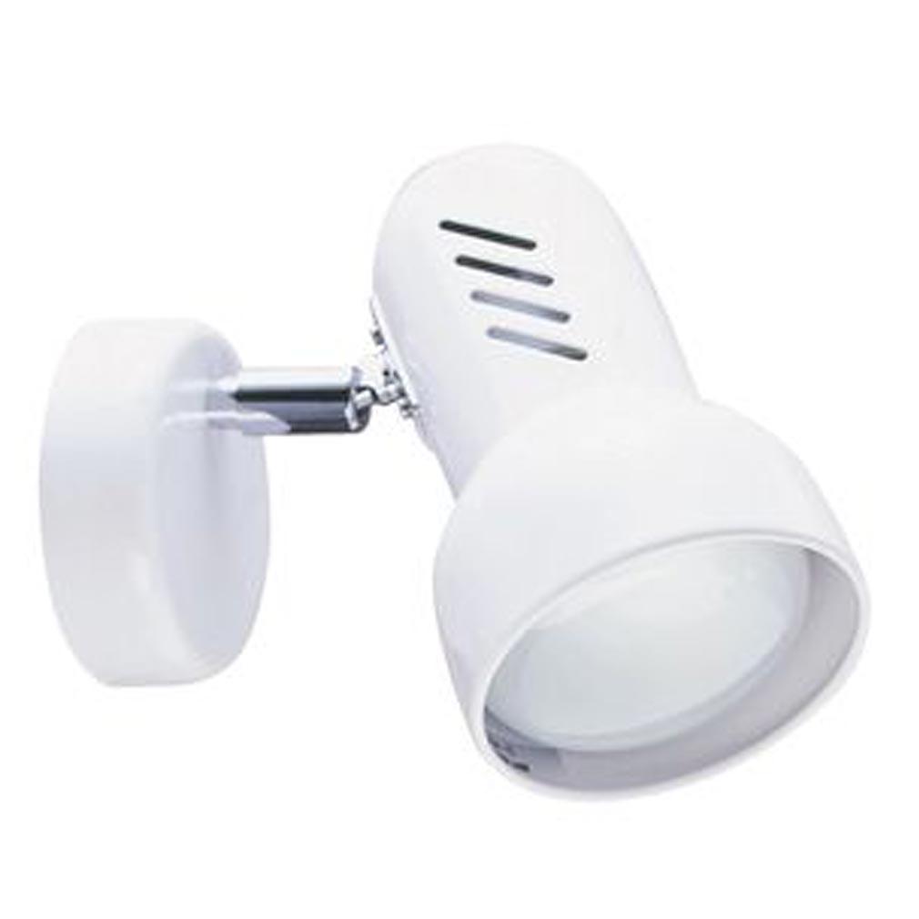 Aric - ARI0617 - ARIC 0617 - TURBO PATERE BLANC E27 SANS LAMPE