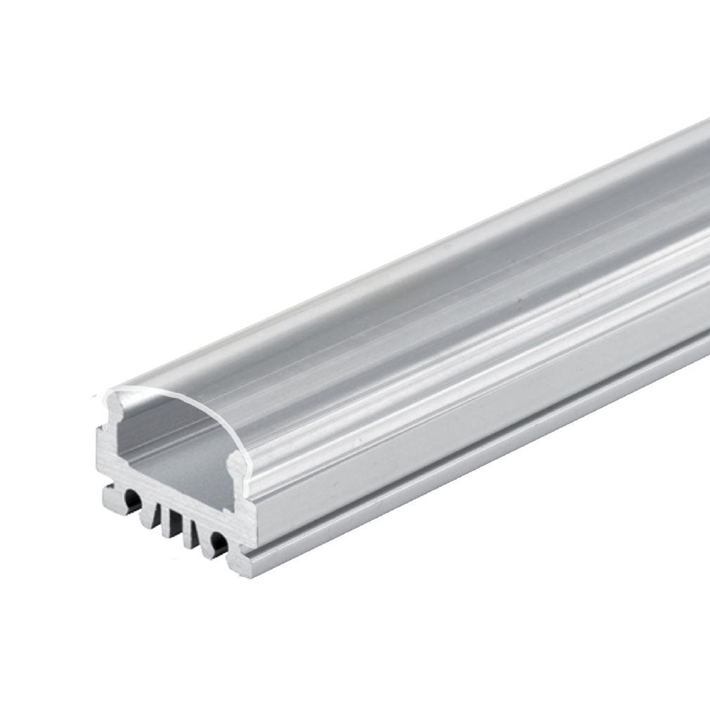 Aric - ARI1343 - ARIC 1343 - PROFILE PL2 2M ALU P/FLEXO LED