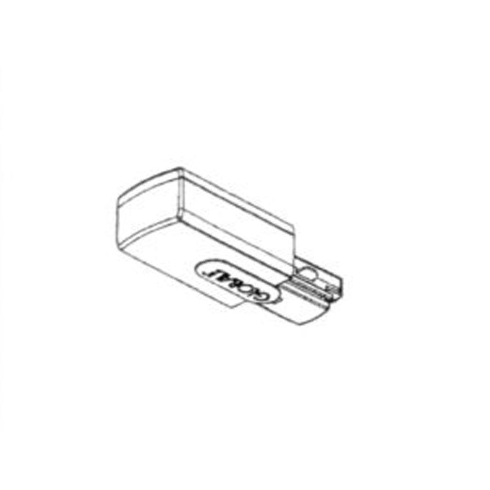 Aric - ARI1615 - ARIC 1615 - Alimentation GB 11 pour rail 1 all. 029 - Terre à droite