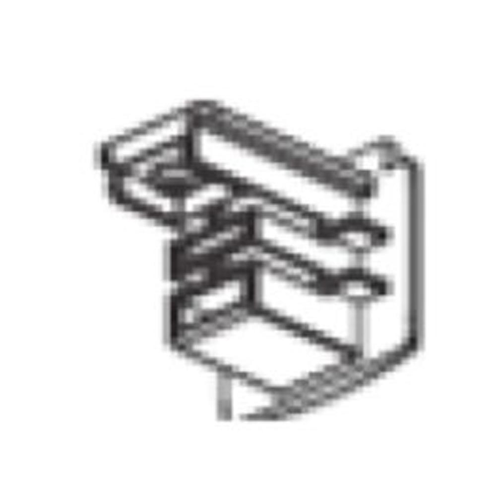 Aric - ARI16327 - ARIC 16327 - Embout de fermeture XTS 41 pour rail 3 all. 023