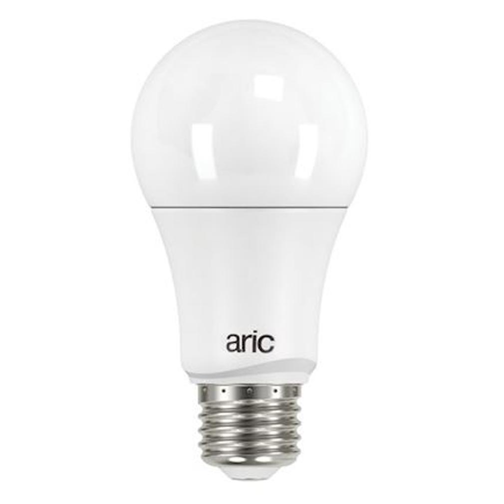 Aric - ARI20012 - ARIC 20012 - Lampe standard E27 LED 9W 2700K