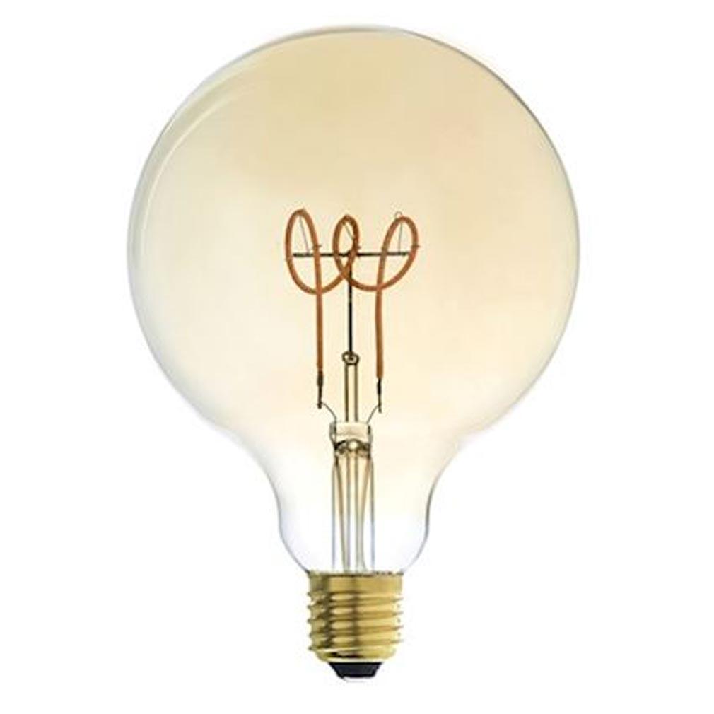 Aric - ARI20021 - ARIC 20021 - Lampe déco globe E27 LED 3, 5W 2200K 130 lumens