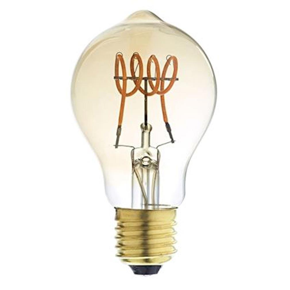 Aric - ARI20022 - ARIC 20022 - Lampe déco poire E27 LED 3,5W 2200K 130lm