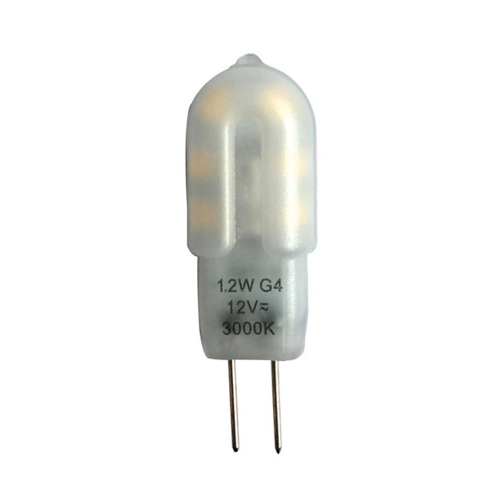 Aric - ARI2550 - ARIC 2550 - Lampe G4 12V LED 1W 4000K 110 lumens, classe énergétique A++, 20000H