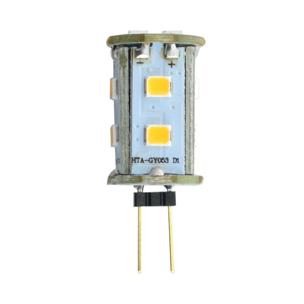 Aric - ARI2566 - ARIC 2566 - Lampe G4 12V LED 1W 3000K 130lm, Cl.énerg.A++, 20000H