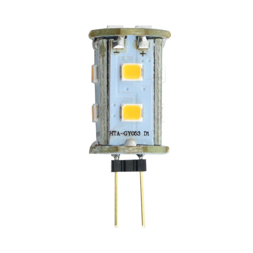 Aric - ARI2567 - ARIC 2567 - Lampe G4 12V LED 1W 4000K 130 lumens, classe énergétique A++, 20000H