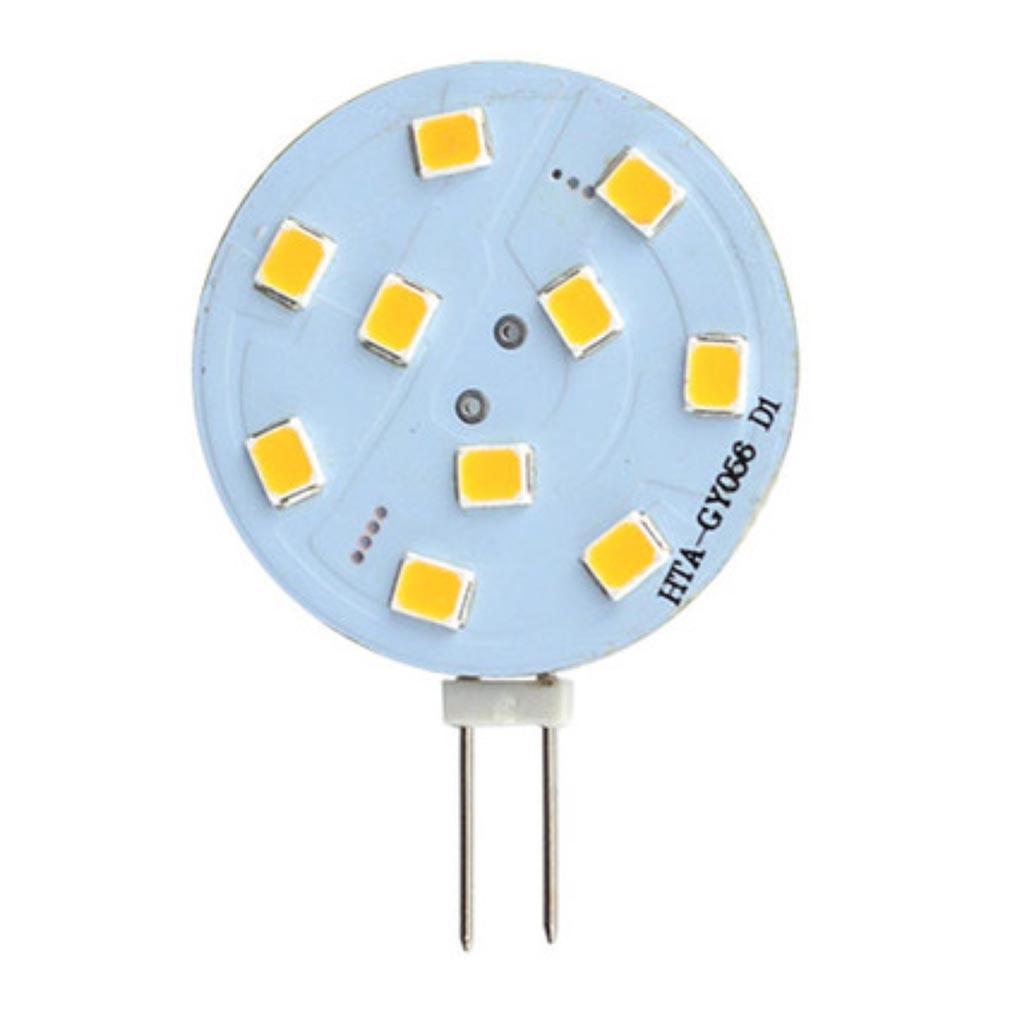 Aric - ARI2569 - ARIC 2569 - Lampe G4 12V LED 2W 3000K 220 lumens, classe énergétique A++, 20000H