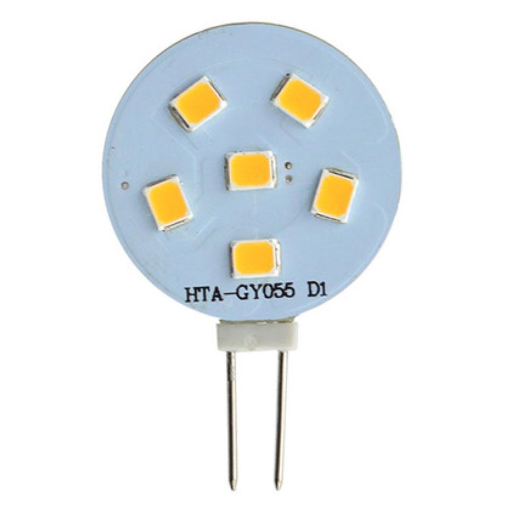 Aric - ARI2585 - ARIC 2585  - Lampe G4 12V LED 1W 3000K 110 lumens, classe énergétique A++, 20000H