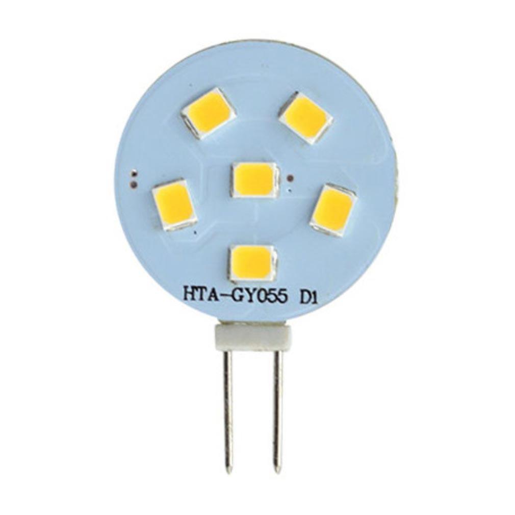Aric - ARI2586 - ARIC 2586 - Lampe G4 12V LED 1W 4000K 110 lumens, classe énergétique A++, 20000H