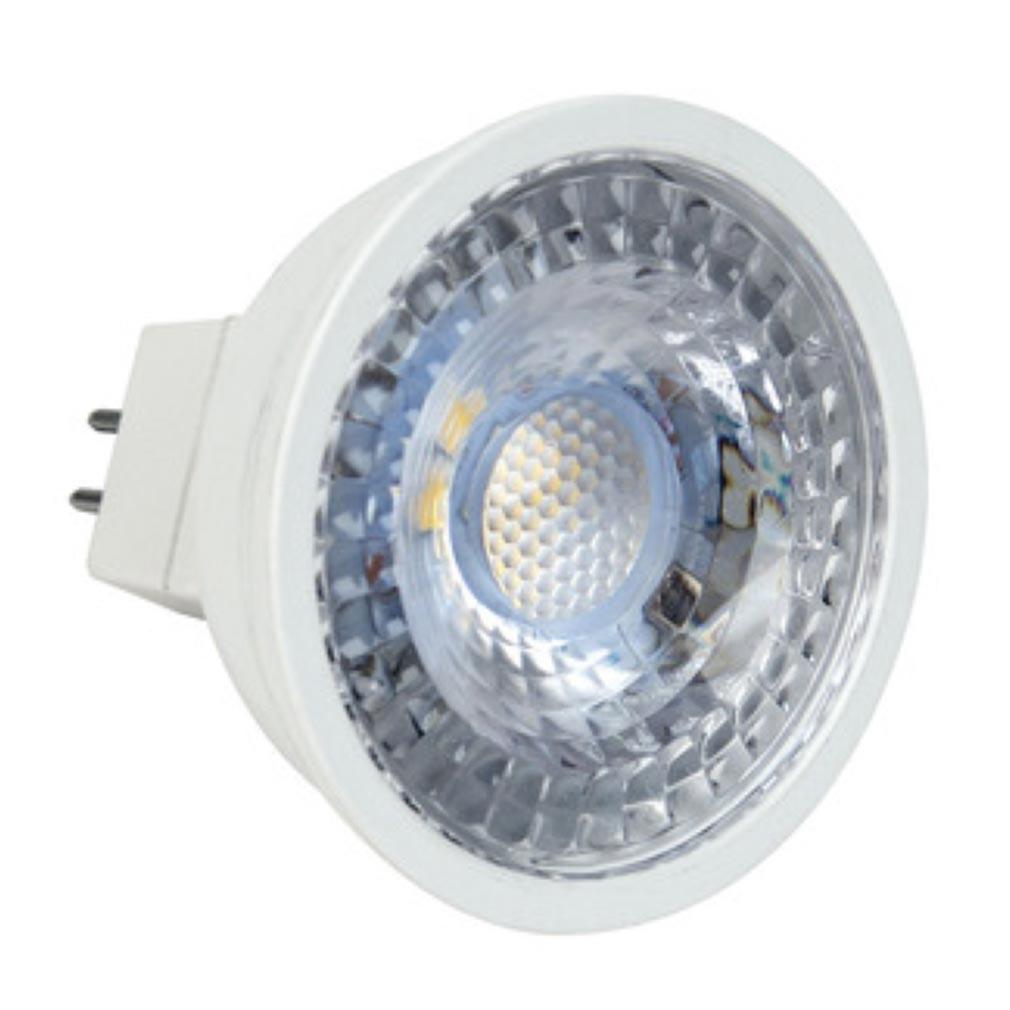 Aric - ARI2975 - ARIC 2975 - Lampe MR16 GU5,3 LED 6W 3000K 500lm, Cl.énerg.A+, 15000H