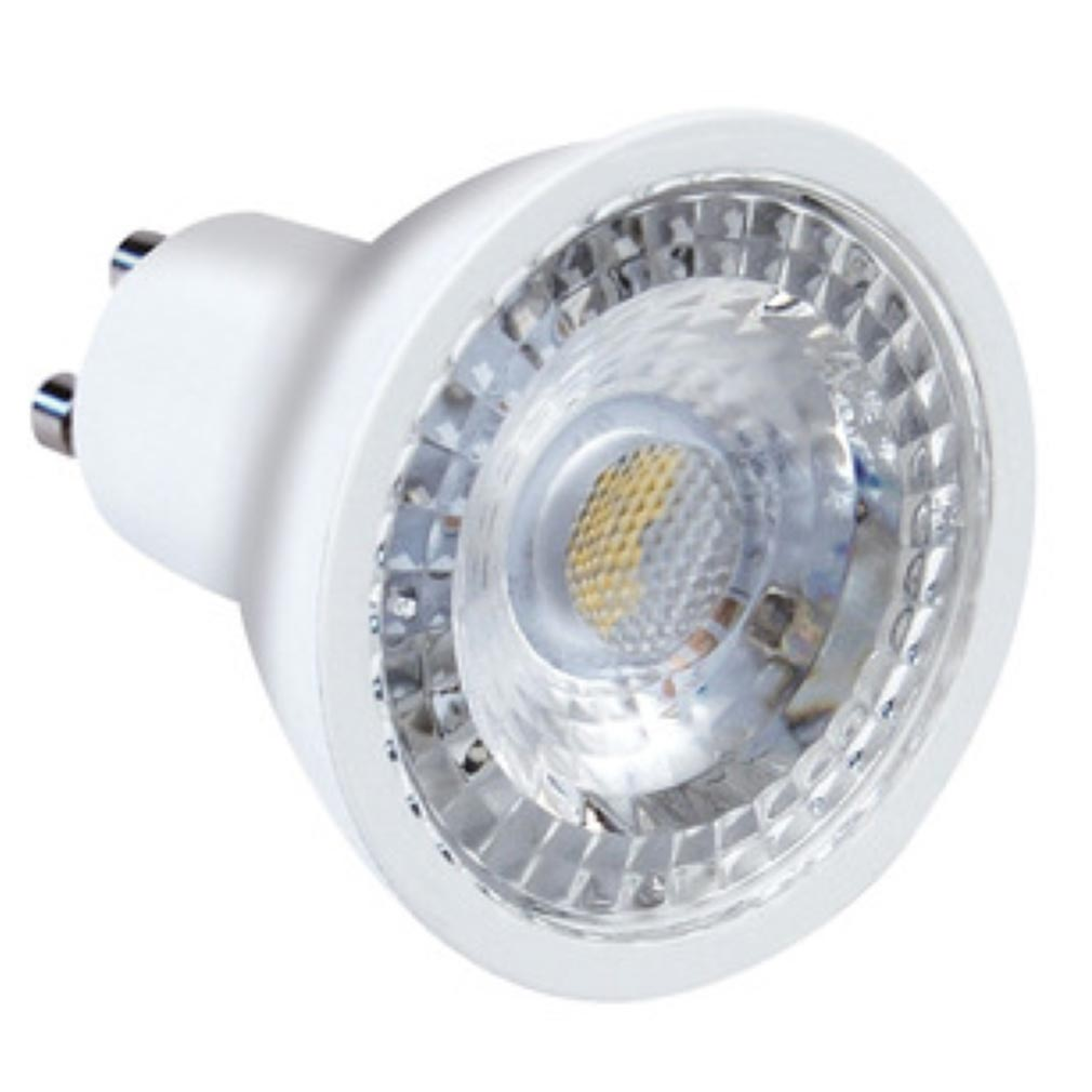 Aric - ARI2981 - ARIC 2981 - Lampe GU10 LED 6W 3000K 480 lumens, classe énergétique A+, 15000H