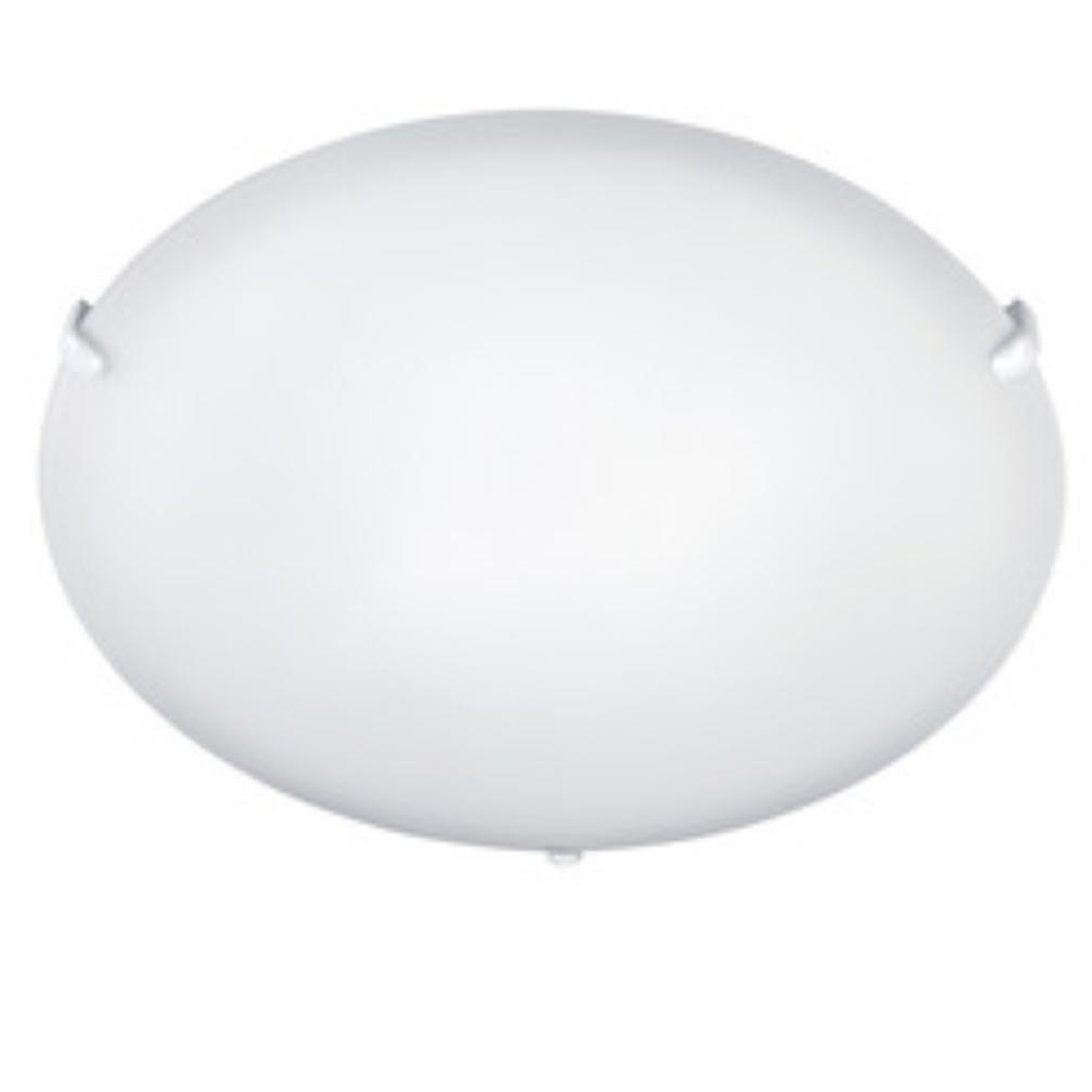 Aric - ARI3970 - ARIC 3970  - ALVA - Plafonnier E27, D=300mm, verre opale, lampe non fournie