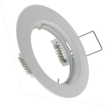 Aric - ARI4854 - ARIC 4854 - FIXO - 12 - Encastré GU5,3, rond, fixe, blanc